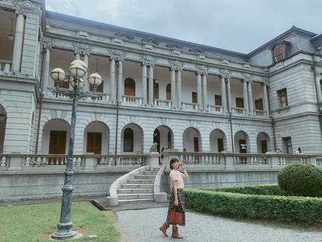 古蹟女子的巡禮|臺北賓館,百年風華。