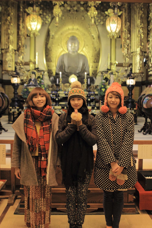 寺廟女孩的夢想 在神社裡歌唱 01.JPG