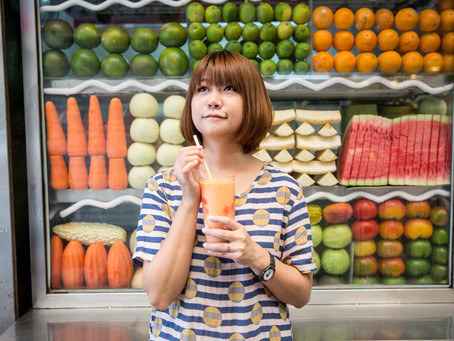 來去古早味冰菓室,滿滿懷舊台灣味!