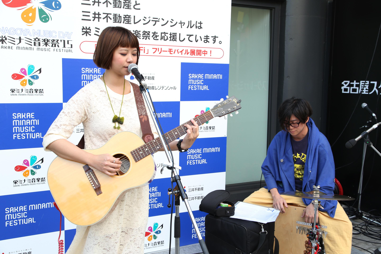 2015 日本名古屋栄ミナミ音楽祭