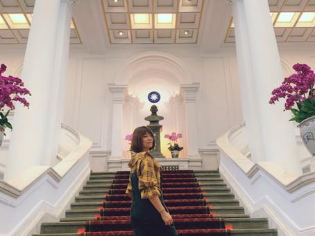古蹟女子的巡禮|走進一百歲的總統府,不只是打個卡。