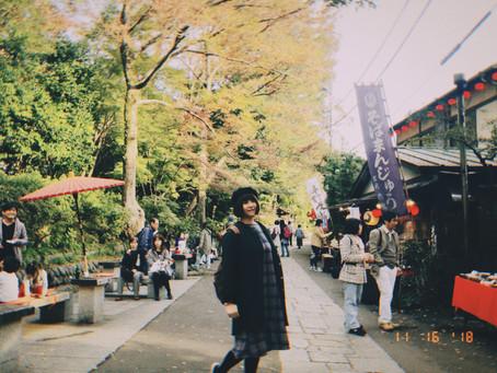 東京慢慢熟|躲在深大寺的鬼太郎