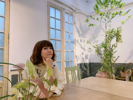 綠咖生活概念館|老物件與植物排列組合,構築成悠美的食光。