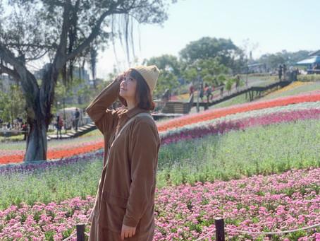 北投社三層崎公園花海|一秒飛到浪漫富良野!