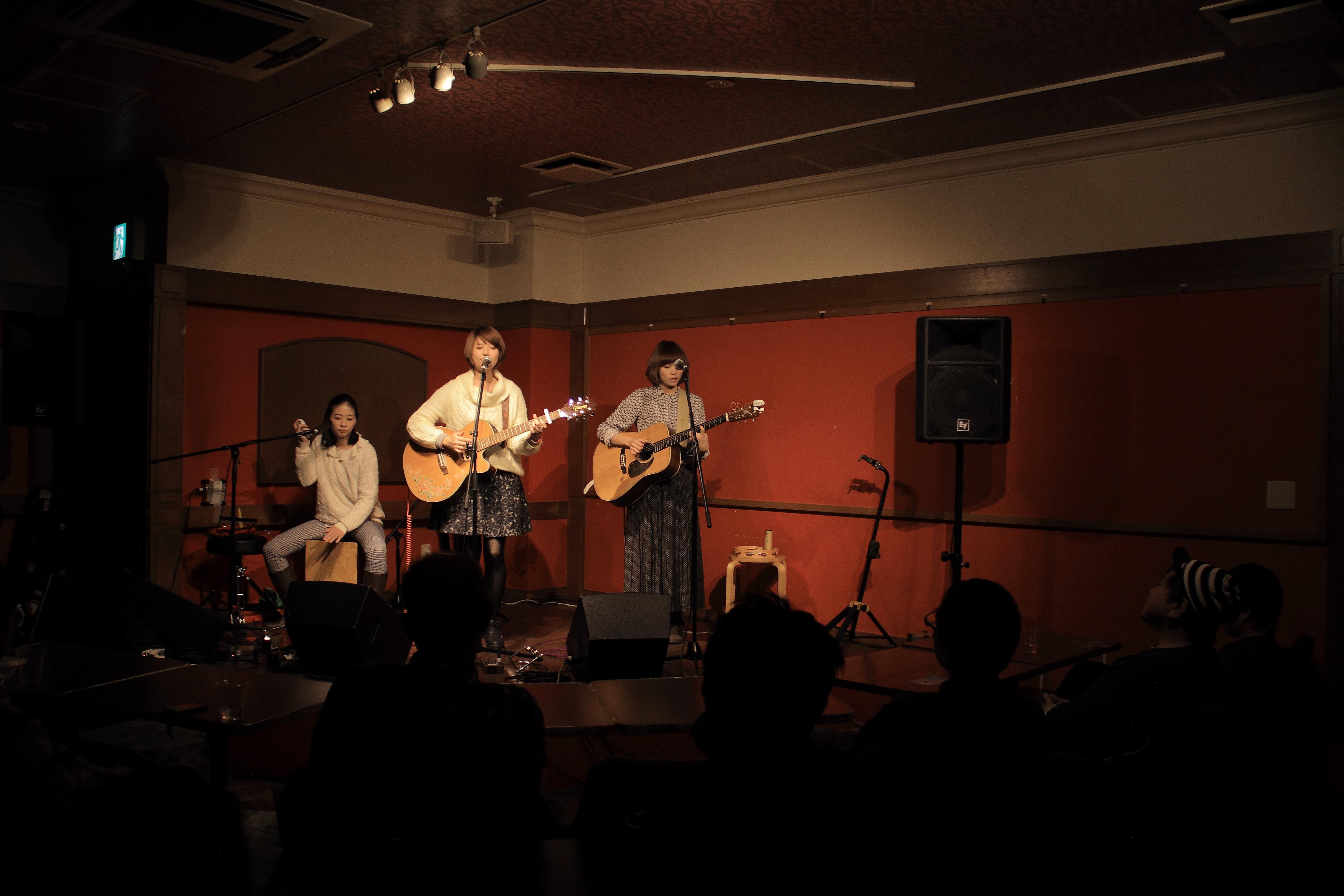 2013 大阪Mambo Cafe演出