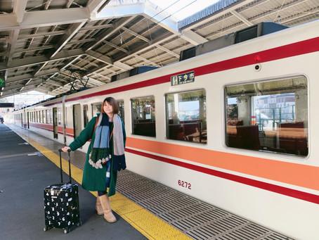 搭乘東武鐵道,來去日光住一晚 DAY02