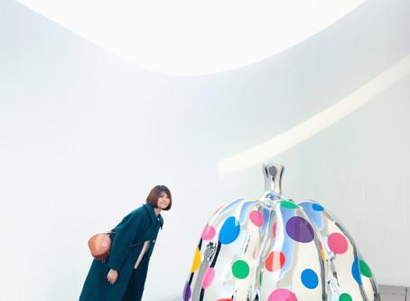 神樂坂文青散步|遇見草間彌生與夏目漱石