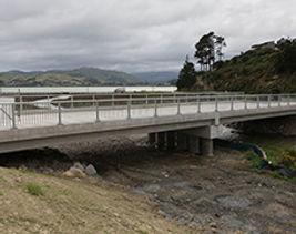 Bridge Construction and marine work nz