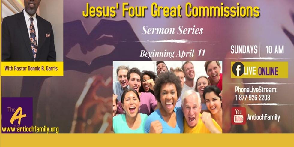 Great Commission Sermon Series
