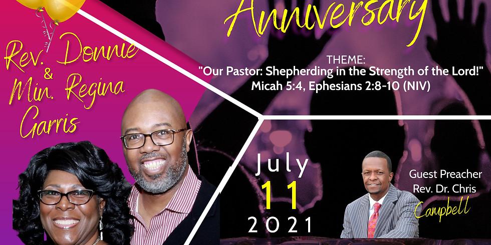 24th Pastoral Anniversary