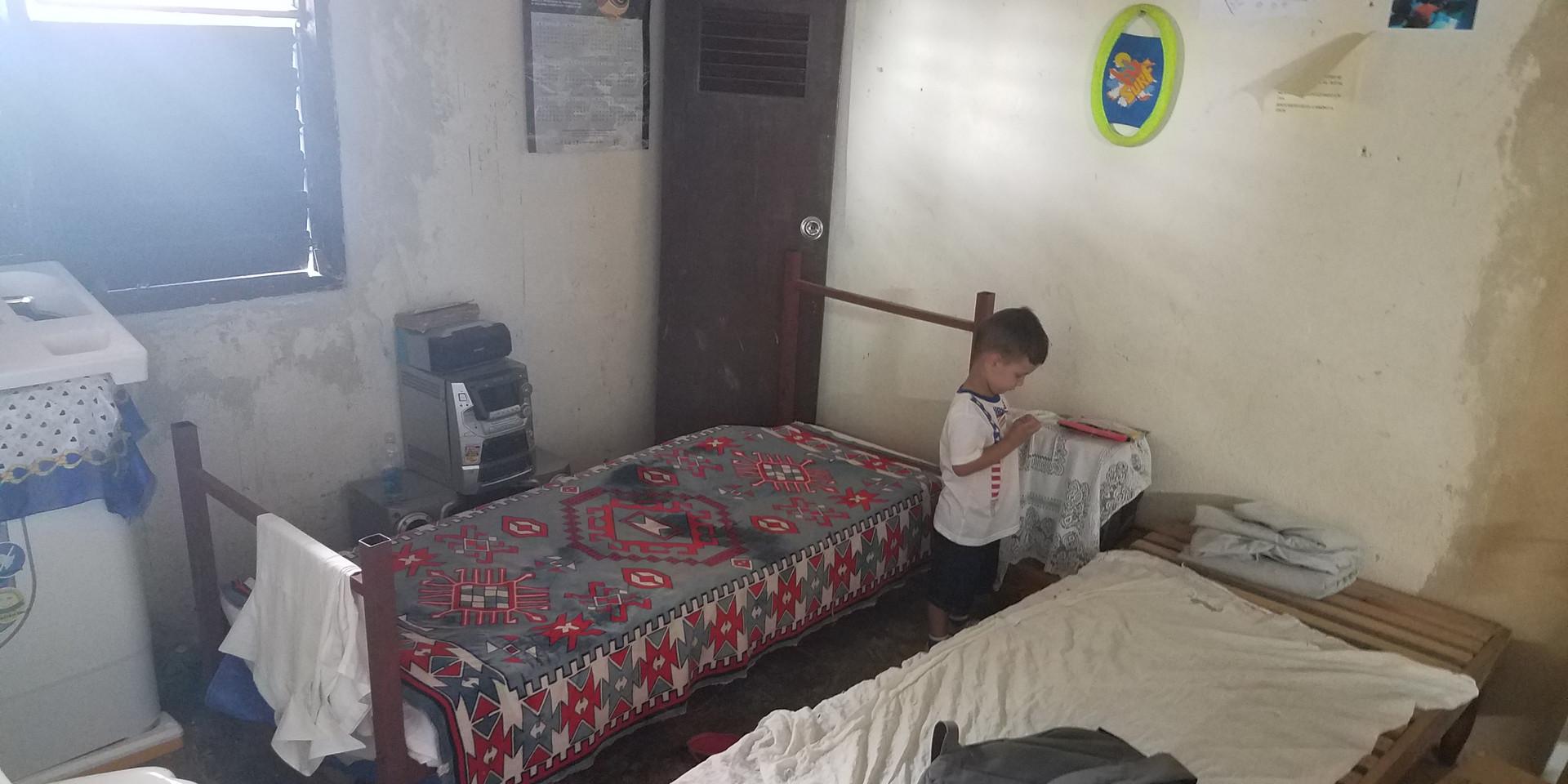 Yuniels' bedroom