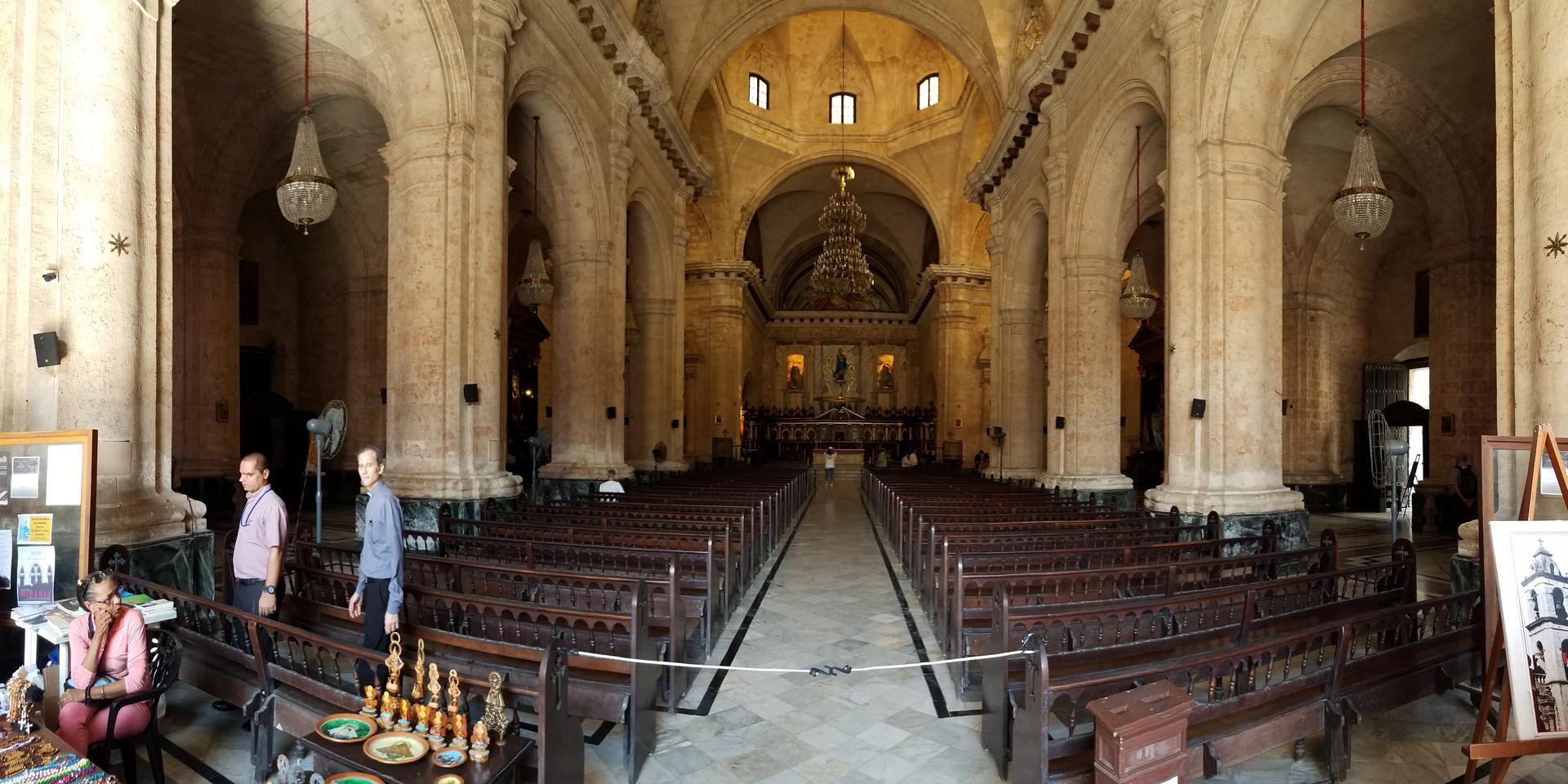Catholic Church in Havana