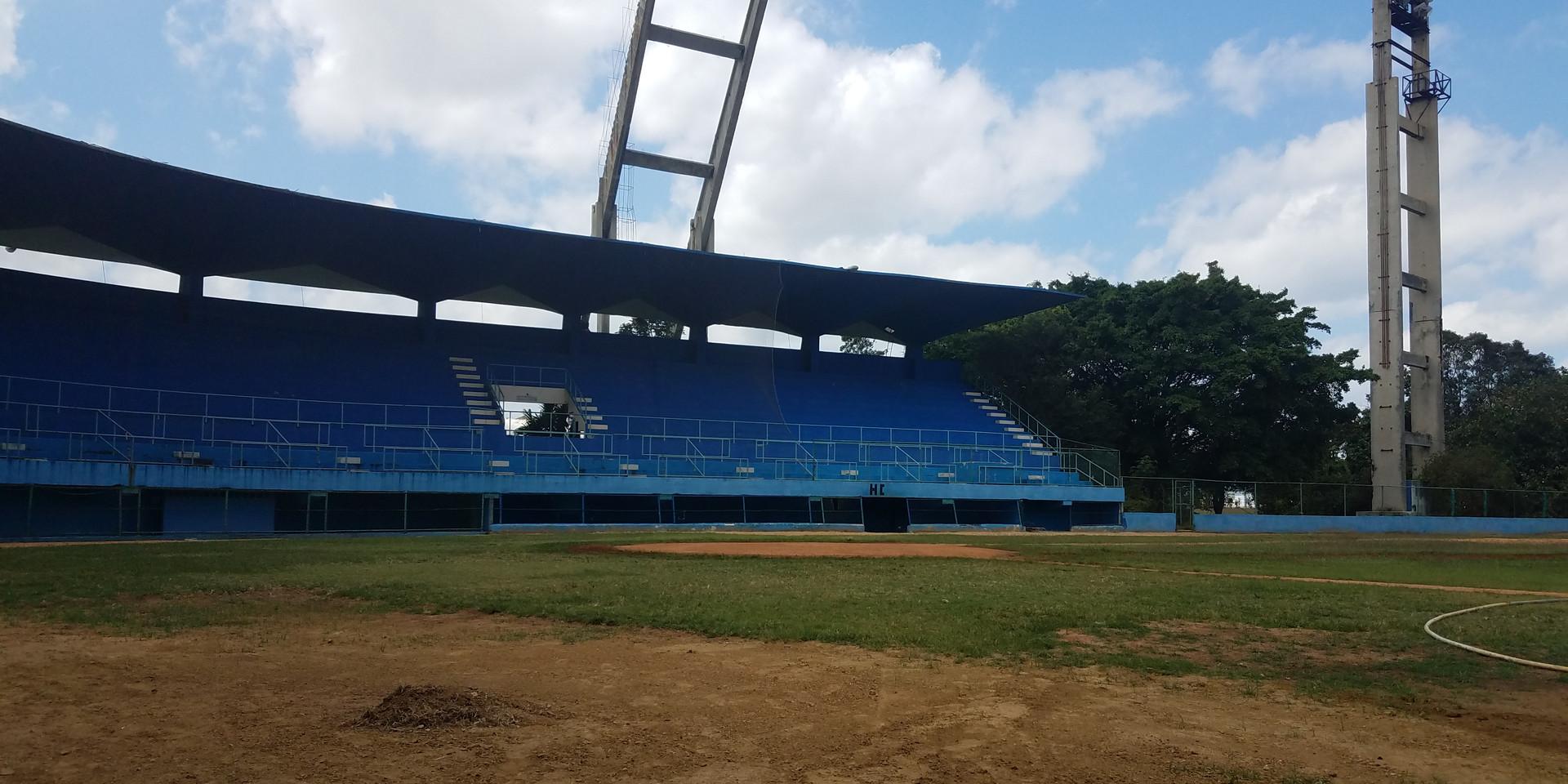 """""""Macha"""" National Stadium"""