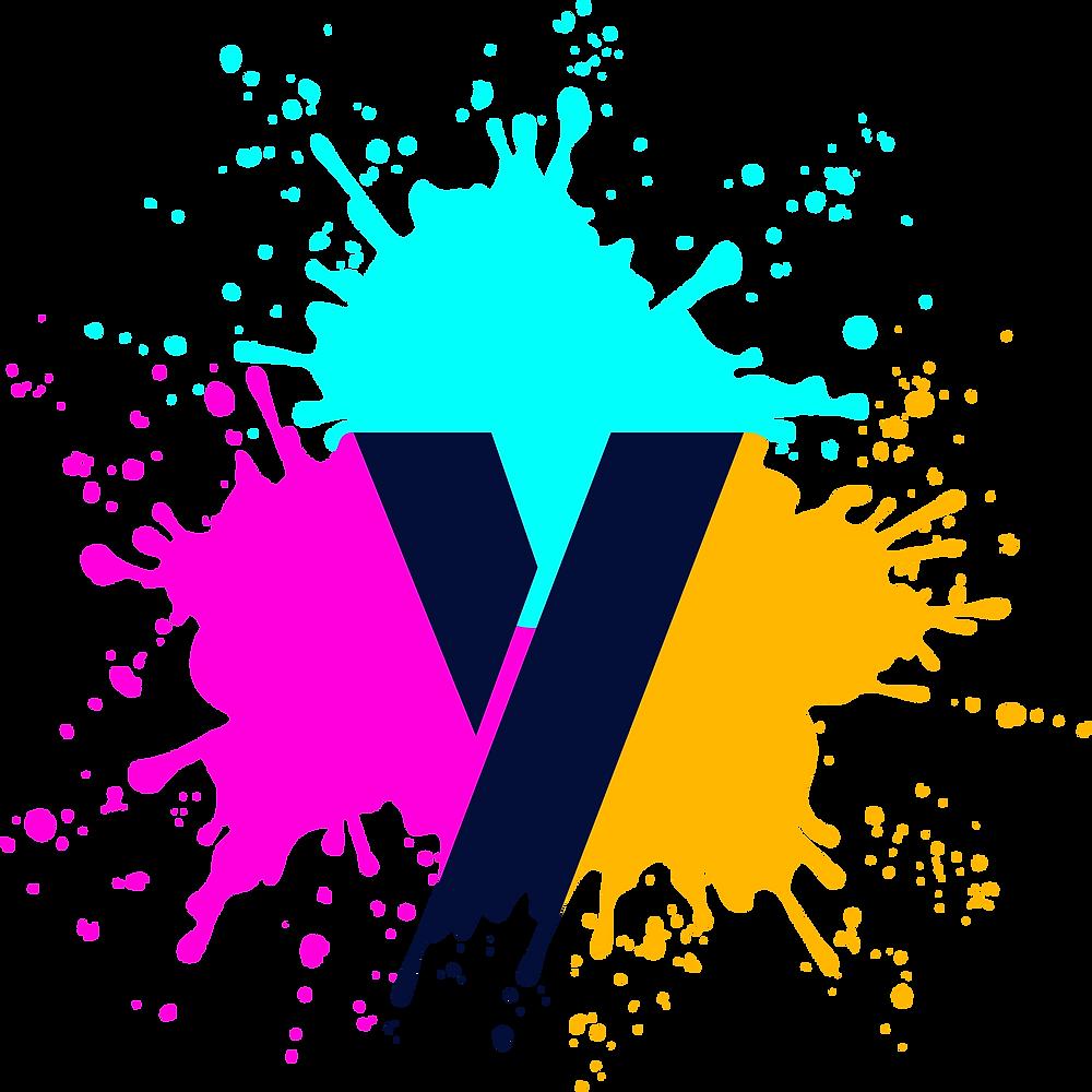 Neyon Clash Logo