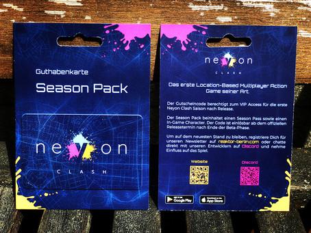 Redeeming Neyon Clash Season Packs
