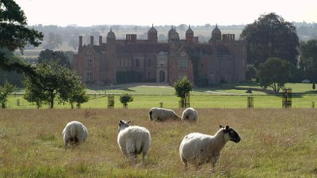 Melford Hall Autumn Fair