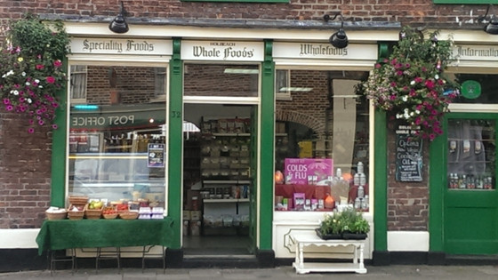 Two Shops in Lincolnshire