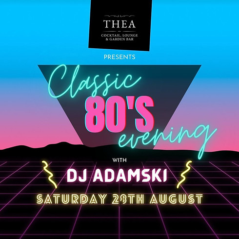 Classic 80s Evening