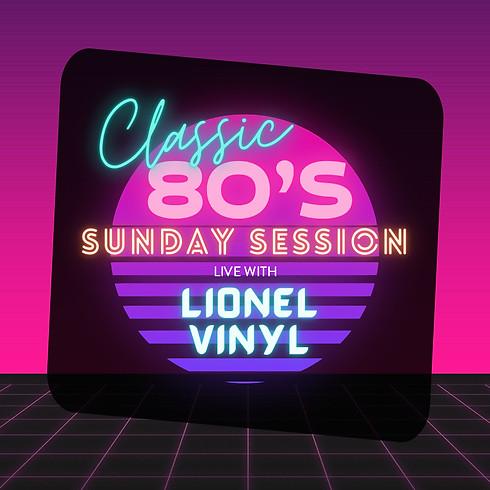 Sunday Sessions - Lionel Vinyl