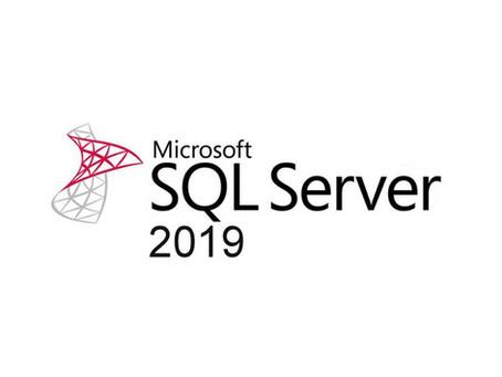 Inteligentní správa dat s SQL Server 2019