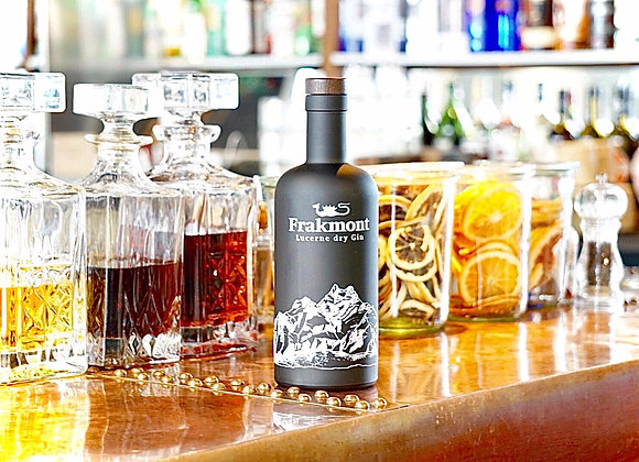 Frakmont Gin Flasche inkl. Softgetränke