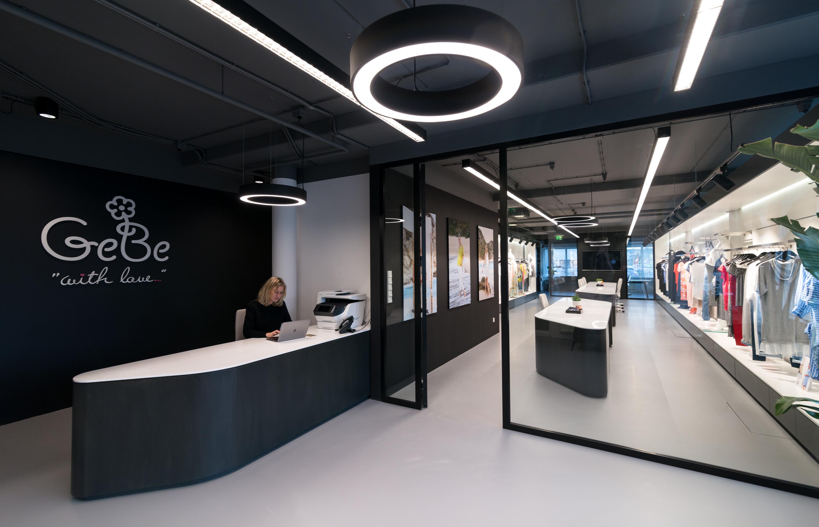 Interior Headquarter GeBe