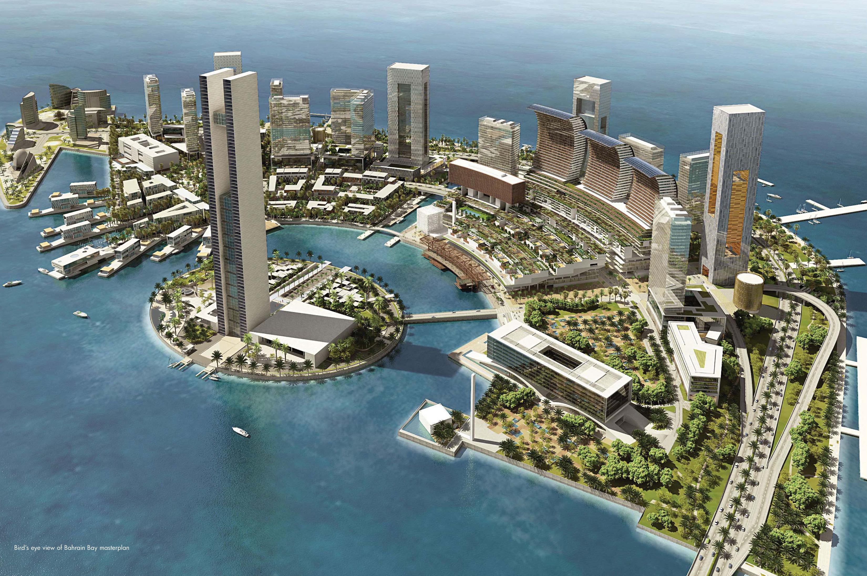 Raffles City Bahrain Bay