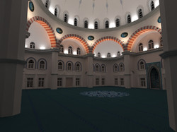 LIGHTING DESIGN AYASOFYA MOSQUE