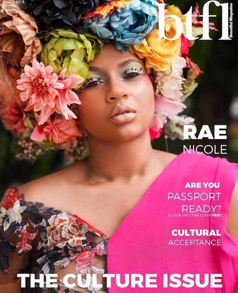 Magazine Cover 2018