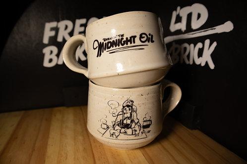 Burnin' the Midnight Oil 12 oz Mug