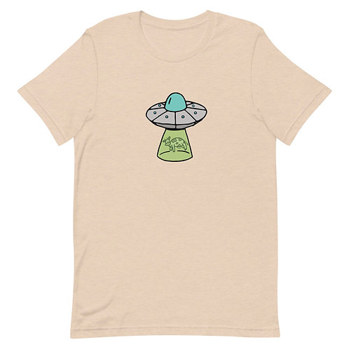 UFO- Short-Sleeve Unisex T-Shirt