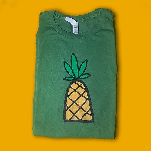 Adult Pineapple Short-Sleeve Unisex T-Shirt