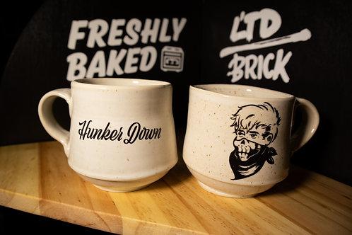 Hunker Down 12 oz Mug