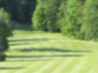 Foxburg Country Club Hole 5 fairway