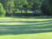 Foxburg Country Club Hole seven tee box