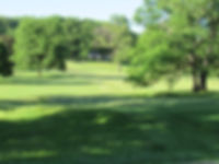 Foxburg Country Club hole nine tee box