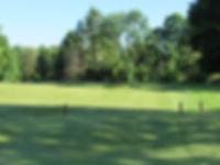 Foxburg Country Club Hole Four Green