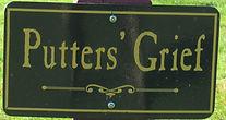 Foxburg Country Club hole six marker
