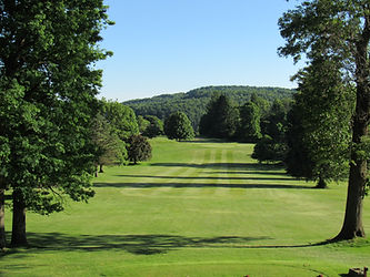 Foxburg Country Club Hole One Tee Box