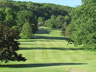 Foxburg Country Club Hole Three Tee Off