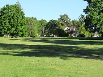 Foxburg Country Club Hole Two Tee Box