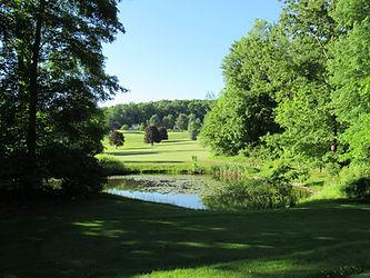Foxburg Country Club hole 5 tee off