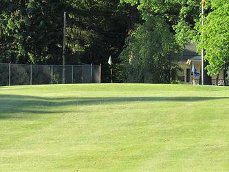Foxburg Country Club hole nine green