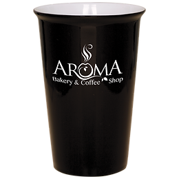 10 oz. Ceramic Latte Mug