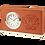 Thumbnail: Leatherette Horizontal Clock