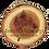 Thumbnail: Old West Log Magnet