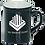 Thumbnail: 10 oz. Ceramic Rounded Corner Mug