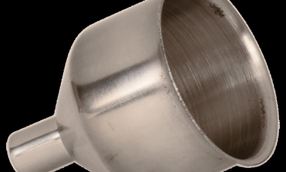 Metal Funnel for Filling Flasks