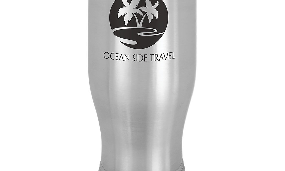 20 oz. Polar Camel Pilsner Tumbler with Clear Lid