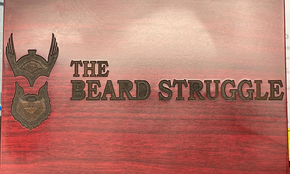 The Beard Struggle Box